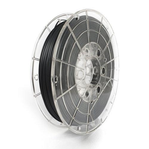 Plasticz PLA FLEX semi-flexible filament, 0.5 KG, Traffic Black Matt