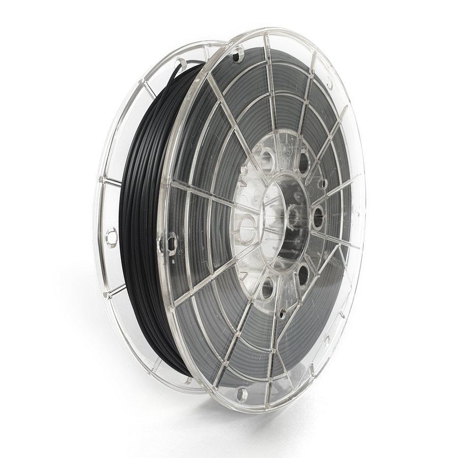 PLA FLEX semi-flexible filament, 0.5 KG, Traffic Black Matt-1