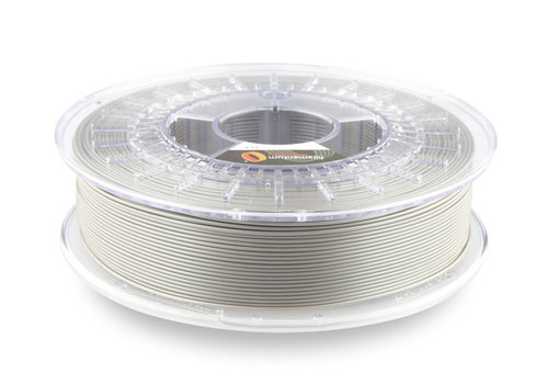 Fillamentum PLA Metallic Grey / Grijs, RAL 7045, 750 grams 3D filament