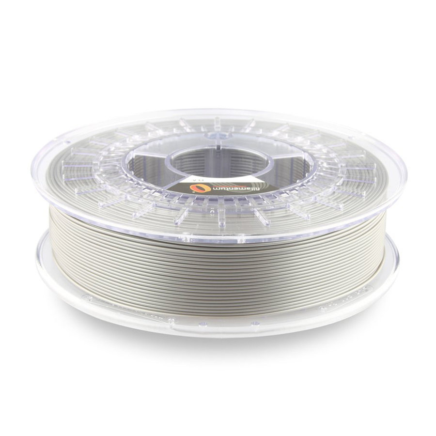 PLA Metallic Grey / Grijs, RAL 7045, 750 grams 3D filament-1
