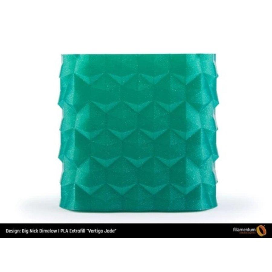 PLA Vertigo Jade, premium 3D filament, 750 gram-3