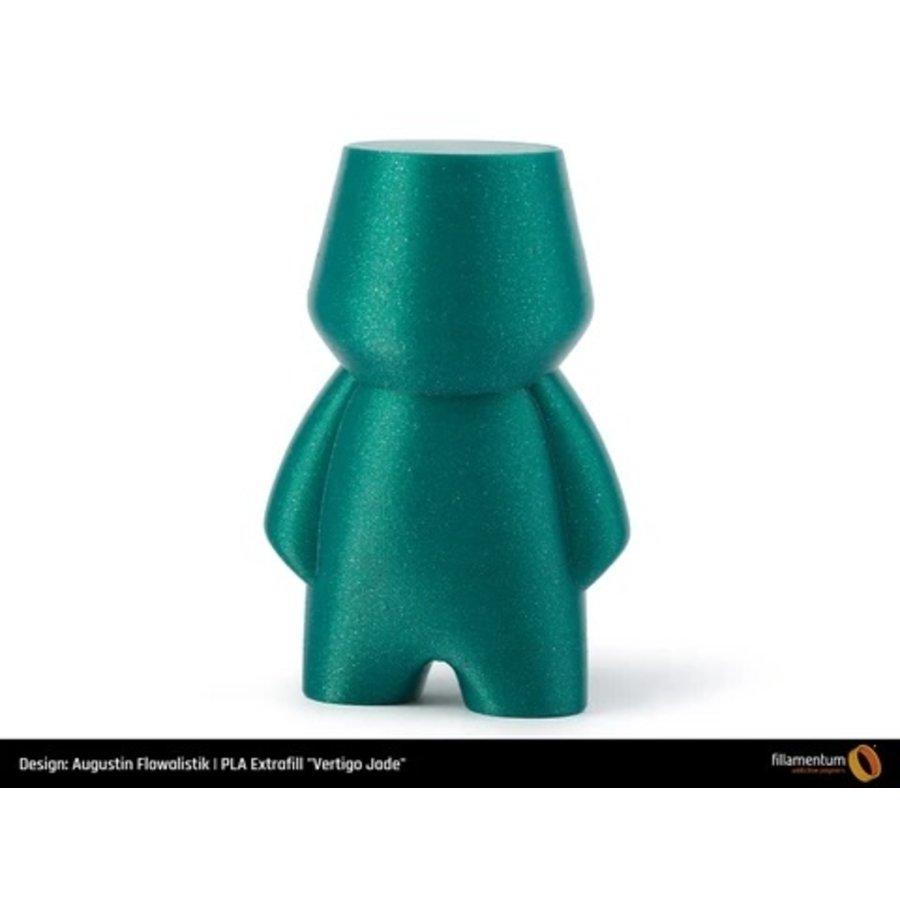 PLA Vertigo Jade, premium 3D filament, 750 gram-5