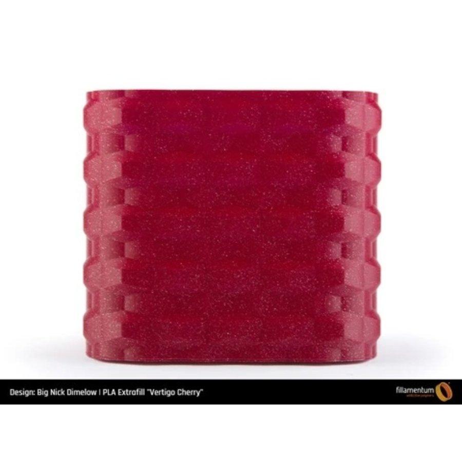PLA Vertigo Cherry, premium 3D filament, 750 grams-4