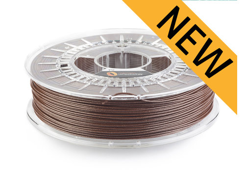 Fillamentum PLA Vertigo Chocolate, premium 3D filament, 750 grams