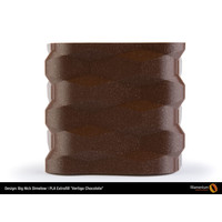 thumb-PLA Vertigo Chocolate, premium 3D filament, 750 grams-4