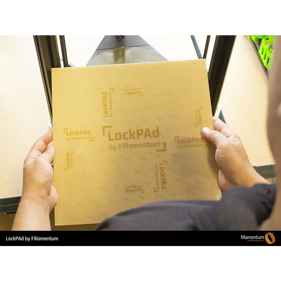 LockPAd, 300 x 300 mm, zelfklevend printbed oppervlak-3