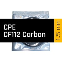 thumb-CPE CF112 Carbon SAMPLE, 15 meter - carbon filled co-polyester, 600 grams - Copy-1