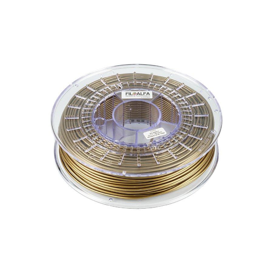 PLA Brons/Bronze, Pantone 874, 700 gram (0.7 KG)-1