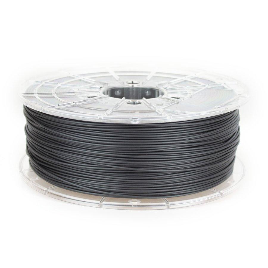 PLA MAT Black/zwart filament,  1 KG / 1.000 gram-1