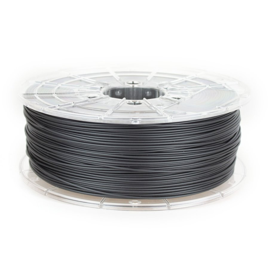 PLA MATT Black filament,  1 KG / 1.000 grams-1