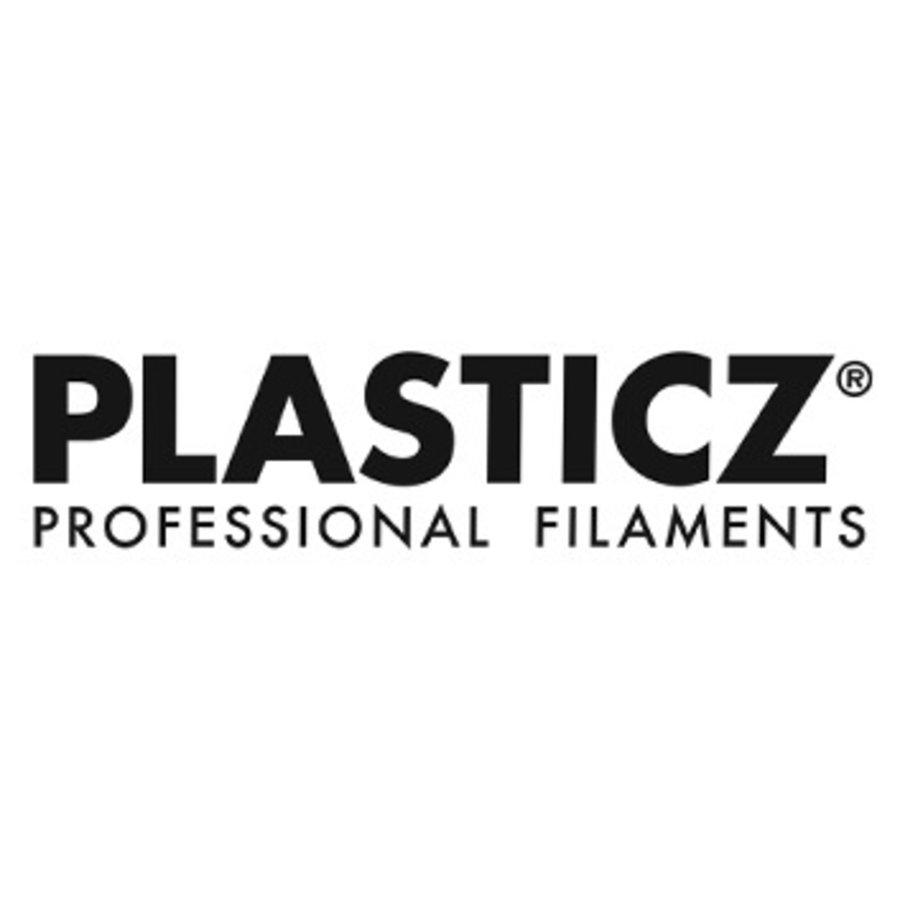 PLA MAT Caramel Geel/Yellow filament,  1 KG / 1.000 gram-2