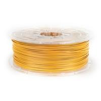 thumb-PLA MAT Caramel Geel/Yellow filament,  1 KG / 1.000 gram-1