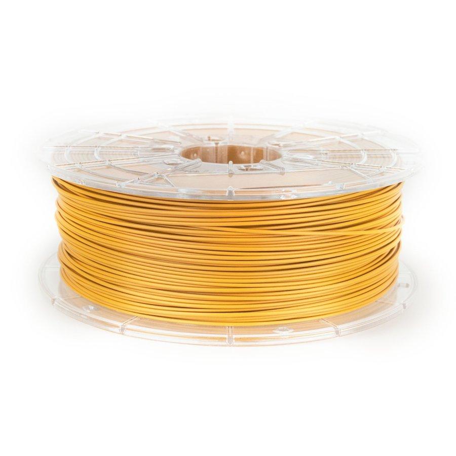 PLA MAT Caramel Geel/Yellow filament,  1 KG / 1.000 gram-1
