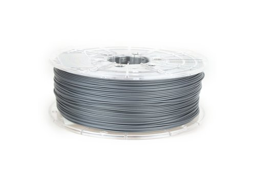 Plasticz PLA MAT Iron Grey / donker grijs - filament,  1 KG / 1.000 gram