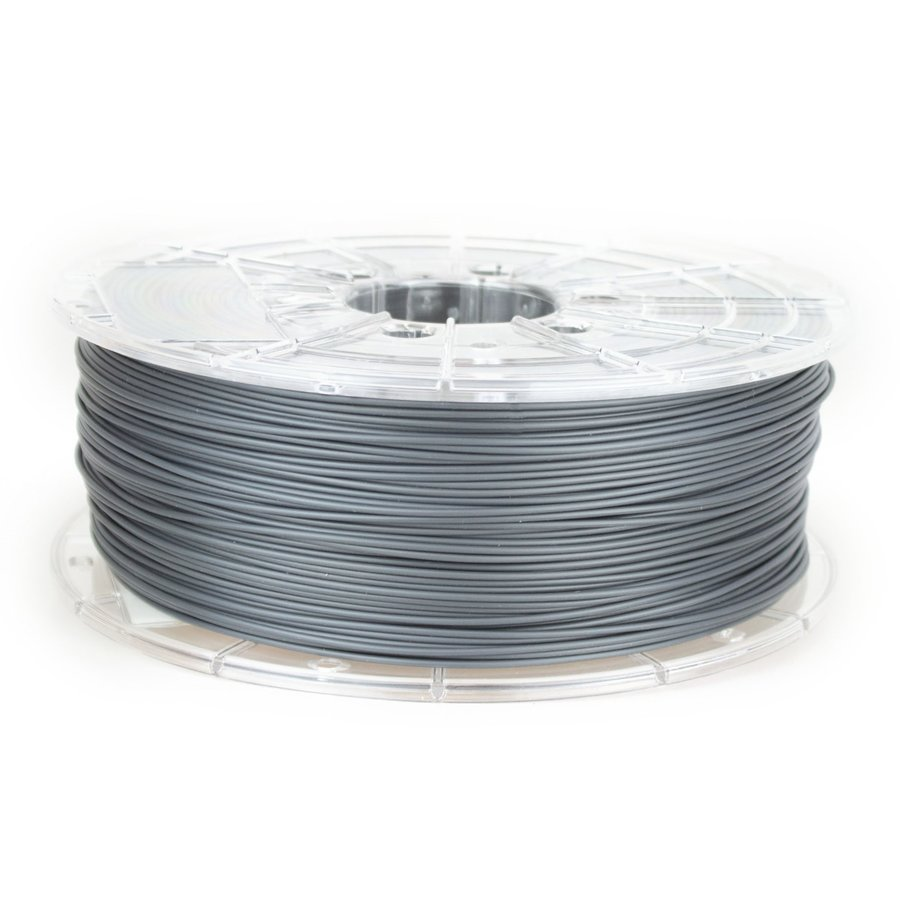 PLA MAT Iron Grey / donker grijs filament,  1 KG / 1.000 gram-1