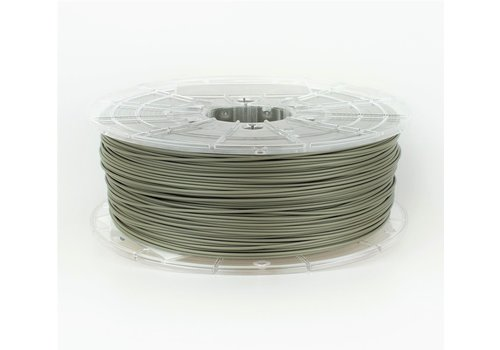 Plasticz PLA MAT Moss Grey filament,  1 KG / 1.000 grams