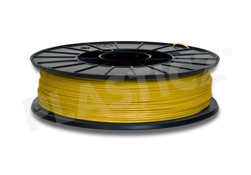 Plasticz PLA Traffic Geel / Yellow: RAL 1023, 1 KG PLA filament
