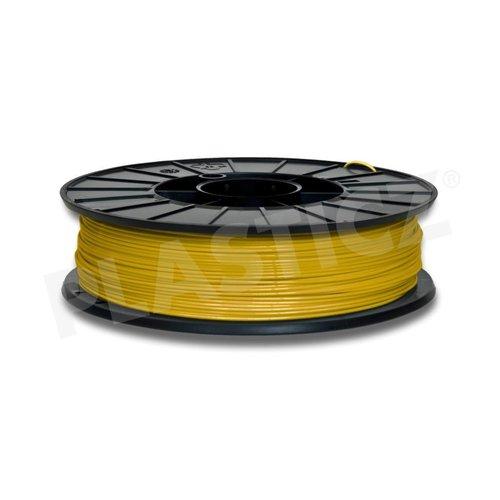 Plasticz PLA Traffic Geel / Yellow: RAL 1023, 1 KG PLA filament