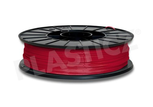 Plasticz PLA Traffic Red-3D filament, RAL 3020, Pantone 485, 1 KG