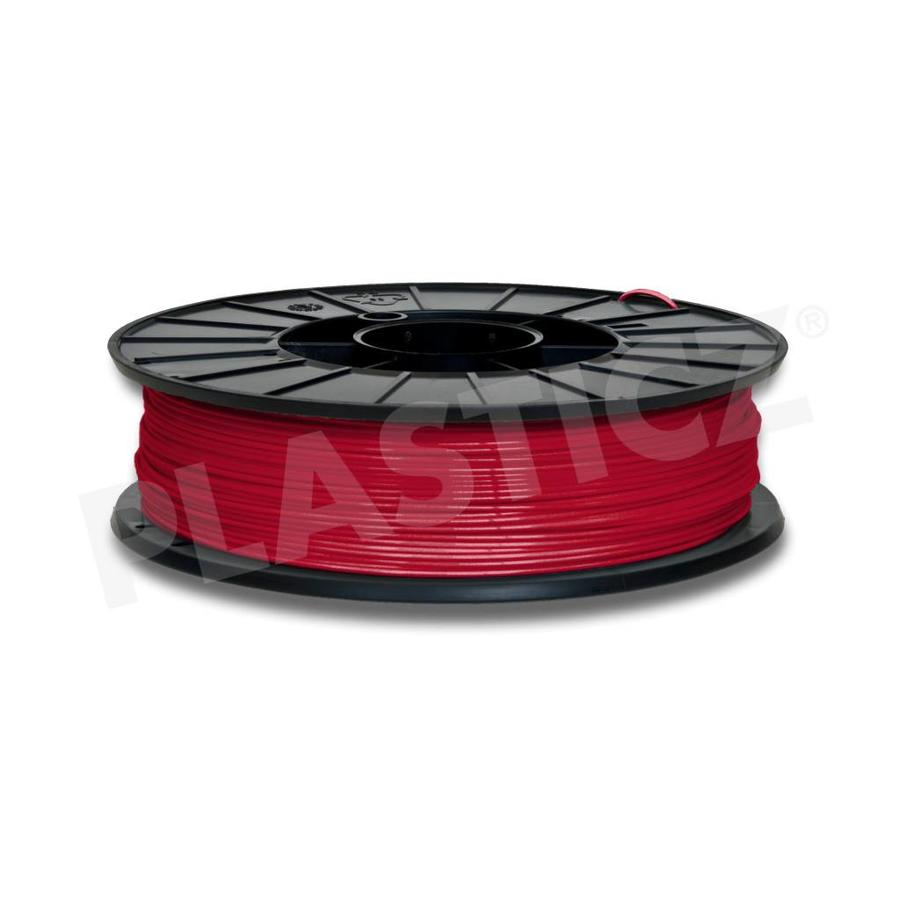 PLA Traffic Rood / Red: RAL 3020, 1.75 / 2.85 mm 1.000 grams (1 KG)-1