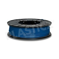 thumb-PLA Traffic Blue / Blauw: RAL 5017, 1.75 / 2.85 mm, 1.000 grams (1 KG) Plasticz-1