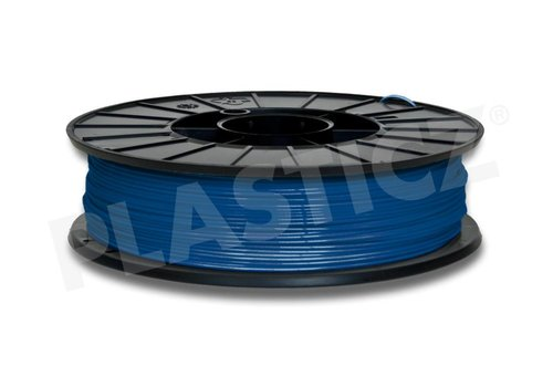 Plasticz PLA Traffic Blue / Blauw: RAL 5017, 1.75 / 2.85 mm, 1.000 grams / 1 KG
