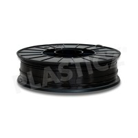 thumb-PLA Traffic Black / Zwart, RAL 9017, 1 KG filament-1