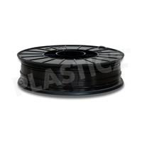 thumb-PLA Traffic Black / Zwart: RAL 9017, 1.75 / 2.85 mm PLA, 1.000 grams (1 KG) PLA filament-1
