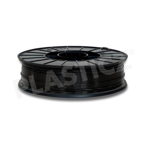 Plasticz PLA Traffic Black / Zwart: RAL 9017, 1 KG PLA filament