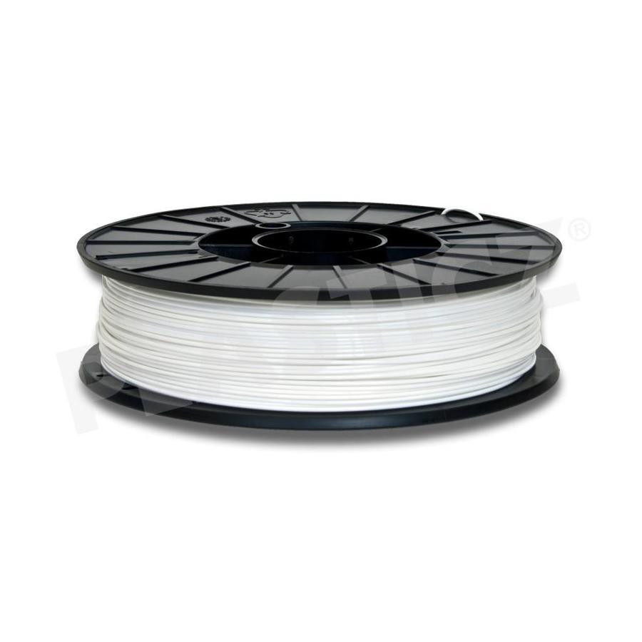 PLA Traffic White / Wit, RAL 9016, 1 KG filament-1