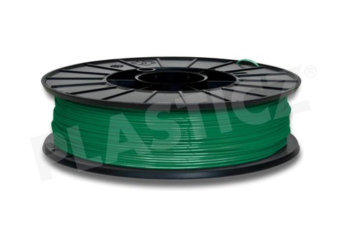 Plasticz PLA Traffic Green / Groen, RAL 6024, 1.75 / 2.85 mm, 1 KG PLA Filament