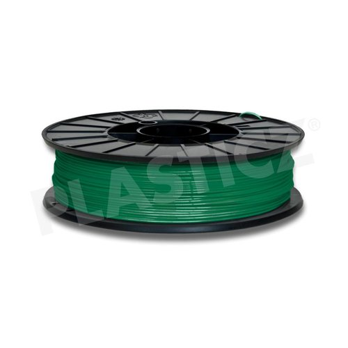 Plasticz PLA Traffic Green / Groen: RAL 6024, 1 KG - PLA filament