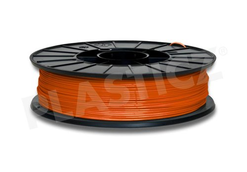 Plasticz PLA Traffic Orange / Oranje: RAL 2009, 1.75 - 2.85 mm, 1.000 grams (1 KG), Plasticz, filament