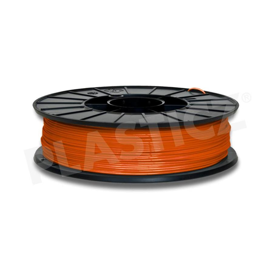 PLA Traffic Orange / Oranje: RAL 2009, 1.75 - 2.85 mm, 1.000 grams (1 KG), Plasticz, filament-1