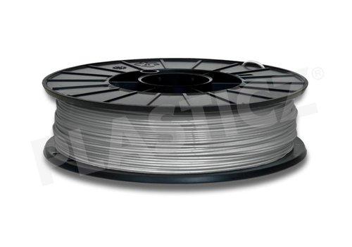 Plasticz PLA Metallic Grey / Grijs, RAL 7045, 1 KG 3D filament