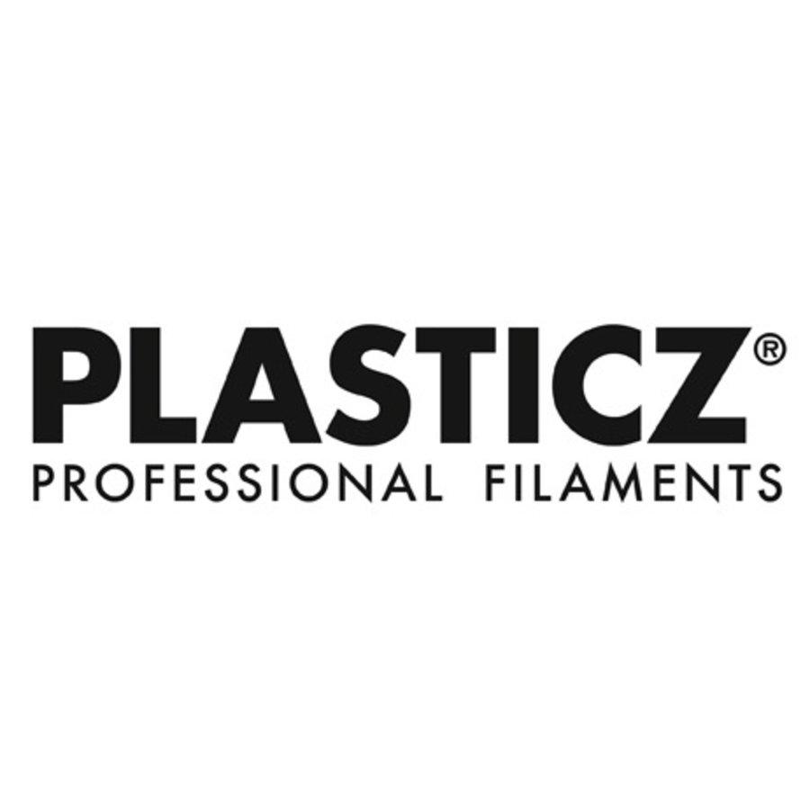 """PETG filament, 2 KG """"ECO-pack"""", Traffic Black RAL 9017-2"""