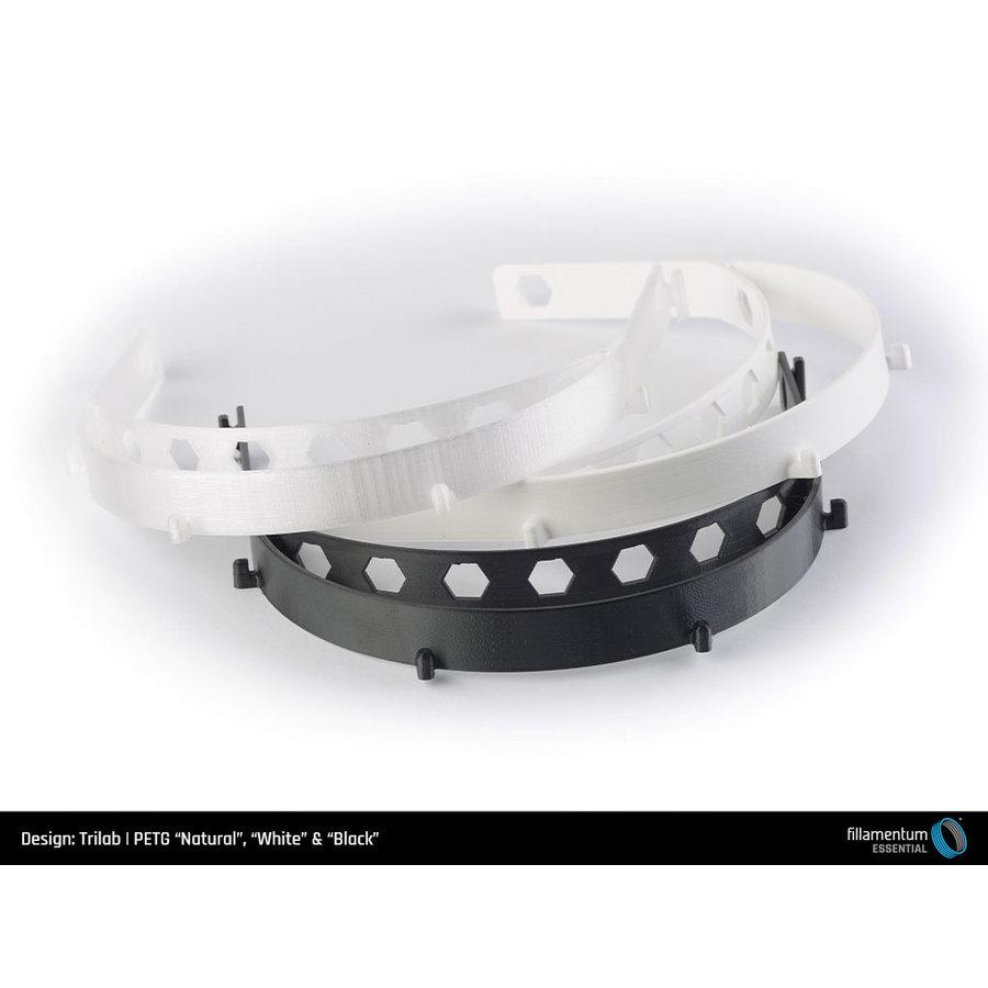 PETG White, 1 KG filament-3
