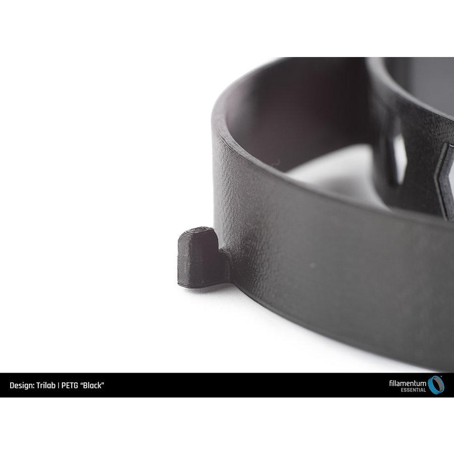 PETG Zwart / Black, 1 KG filament-5
