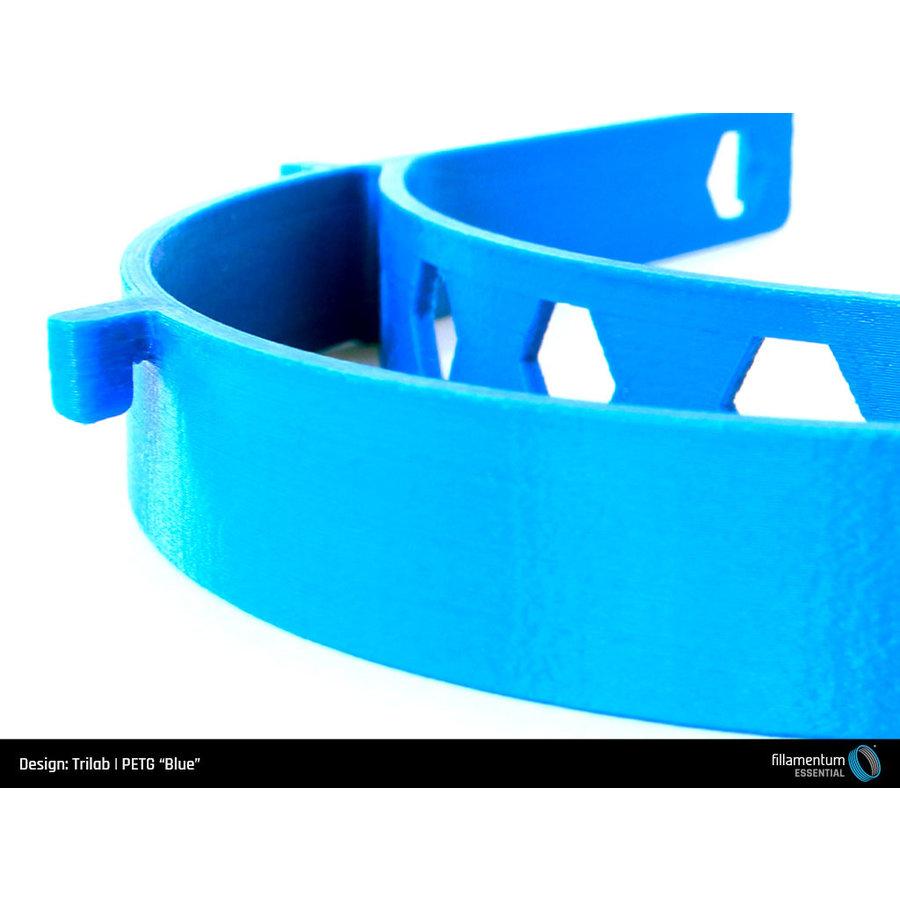 PETG Blue, 1 KG filament-3