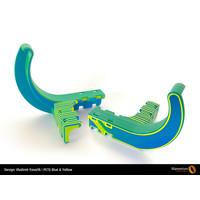 thumb-PETG Blauw / Blue, 1 KG filament-4