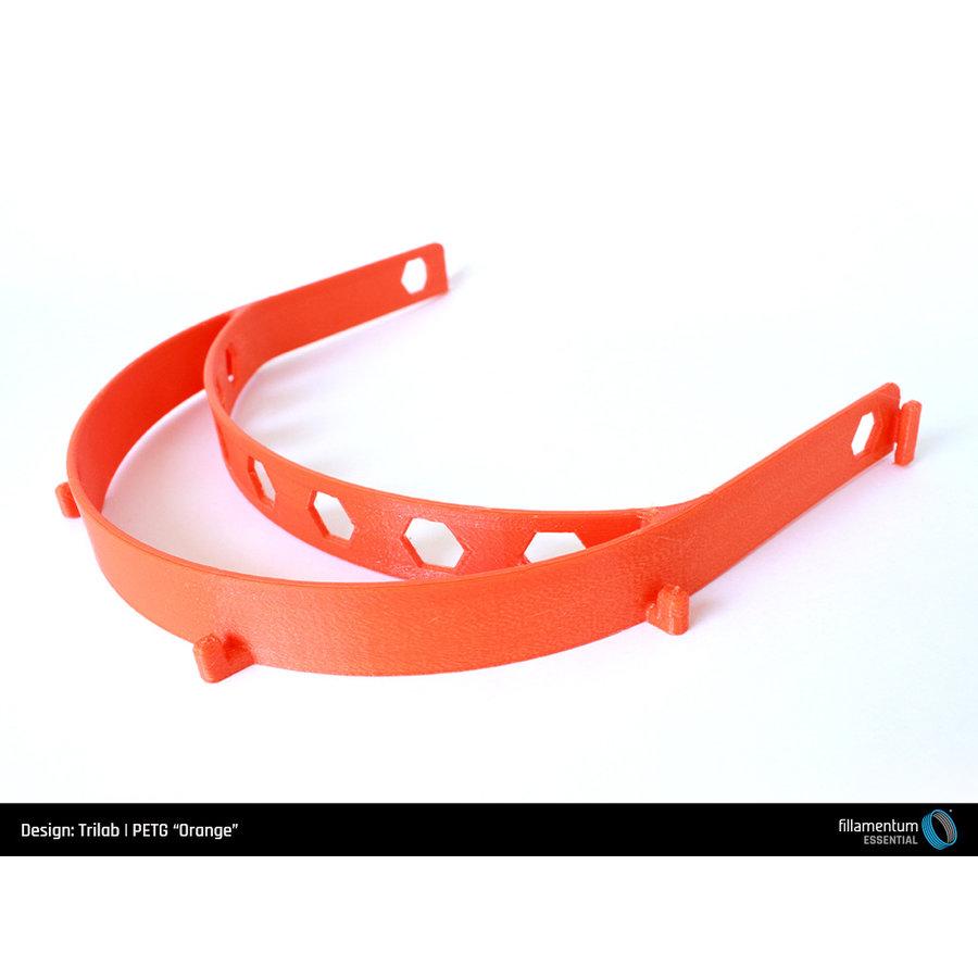 PETG Oranje / Orange, 1 KG filament-3