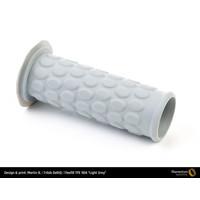thumb-Flexfill TPE 90A - Light Grey/ licht grijs - RAL 7046, 500 grams, flexible filament-4