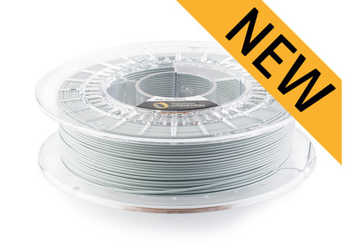 Fillamentum Flexfill TPE 96A, flexible filament - Light Grey/ licht grijs - RAL 7046, 500 grams
