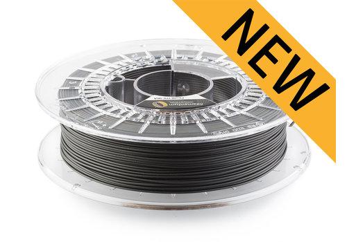 Fillamentum Flexfill TPE 96A, flexible filament - Traffic Black/zwart - RAL 9017, 500 grams