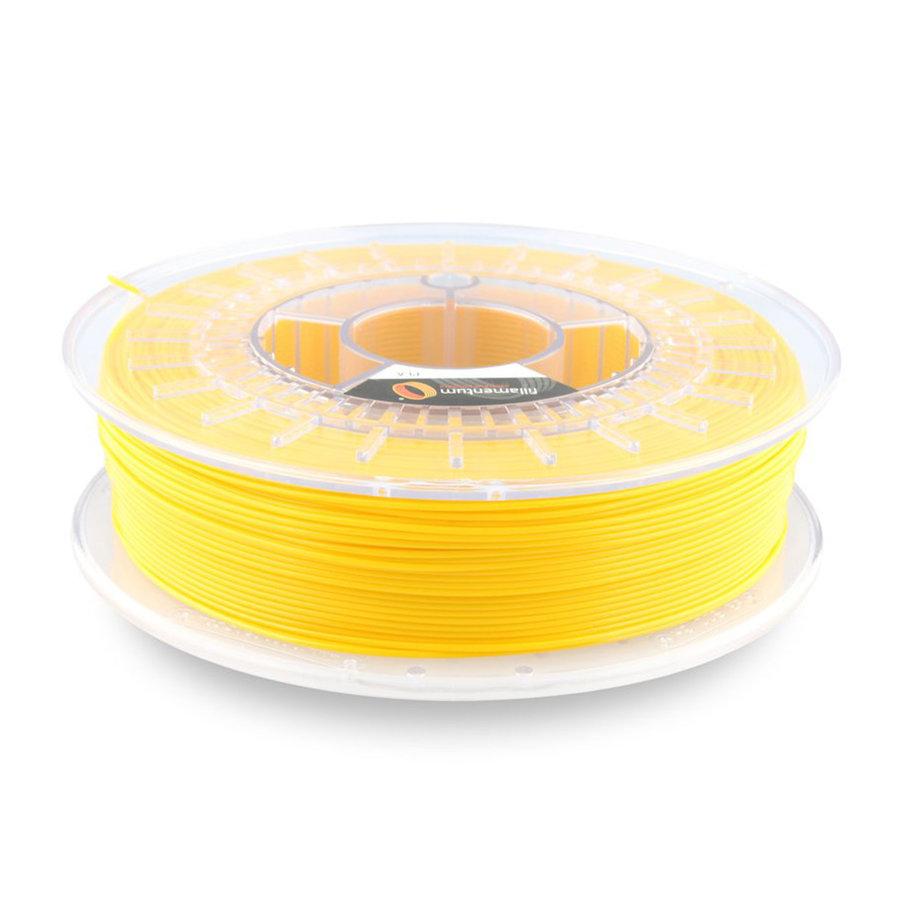 PLA Traffic Yellow, RAL 1023 / Pantone 1235, 750 grams (0.75 KG) 3D filament-1