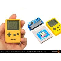 thumb-PLA Traffic Yellow, RAL 1023 / Pantone 1235, 750 grams (0.75 KG) 3D filament-7