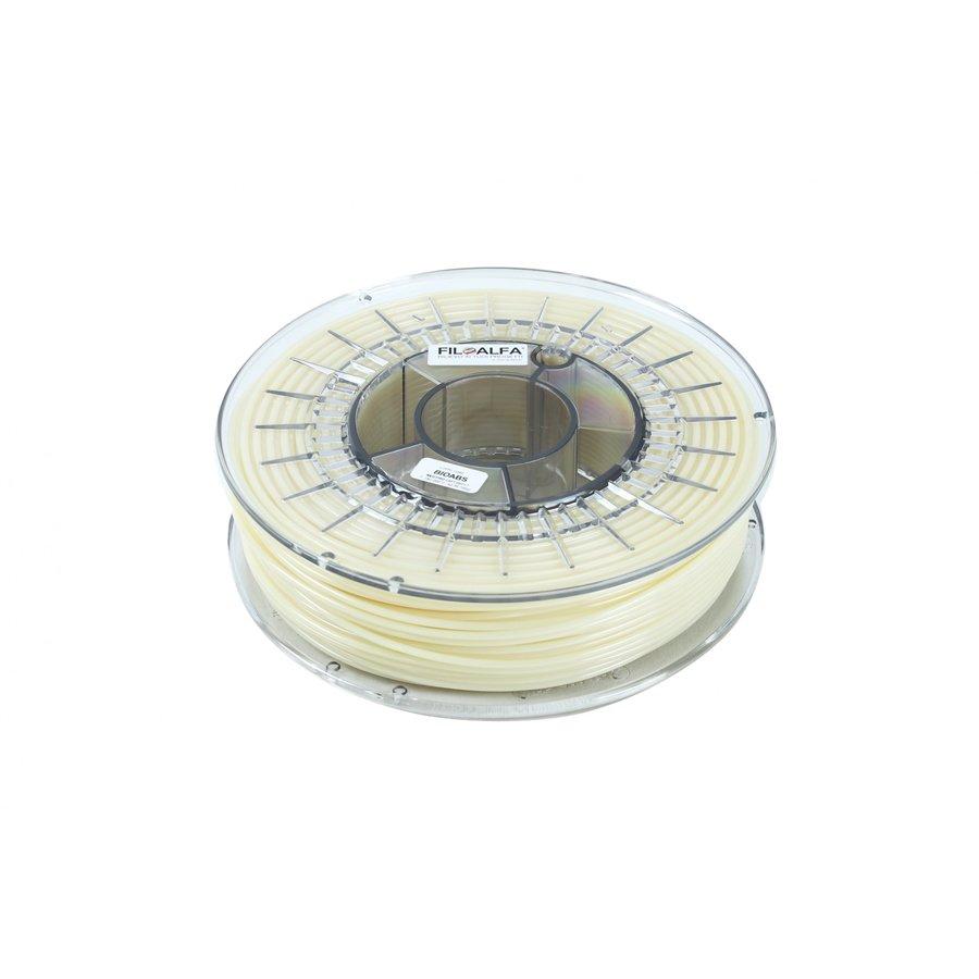 ABS FC by Elix, bio- & food compatibel ABS+ filament, 700 gram-1