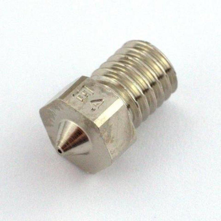 E3D v6-1.75 mm nozzle - 1.0 mm Apollo - Duraplat3-d™-1