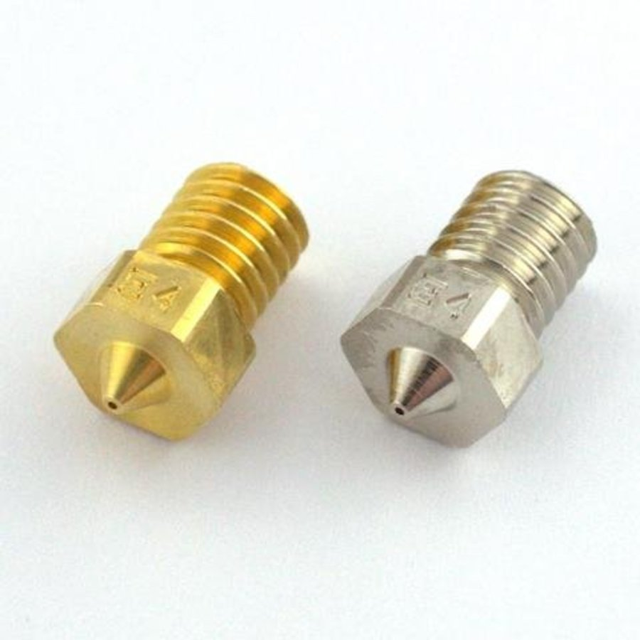 E3D v6-1.75 mm nozzle - 1.0 mm Apollo - Duraplat3-d™-2