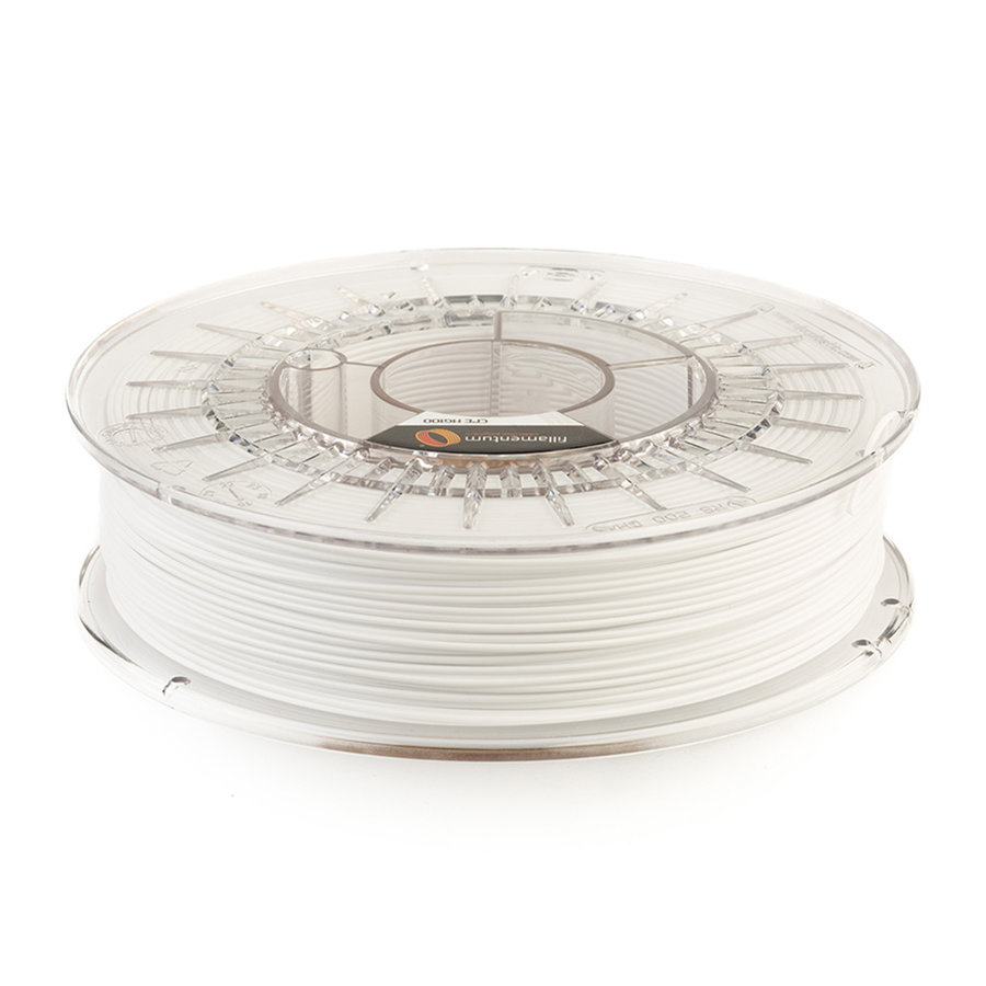 CPE (copolyester) filament HG100 Gloss, Ghost White, verbeterd PETG-1